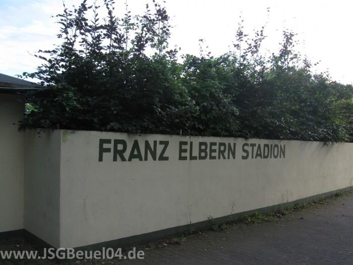 Franz-Elbern-Stadion in Bonn Beuel