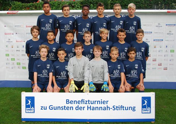 Team 2004 beim HSC